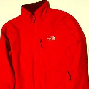 North Face Apex Bionic 2 Jacket SIZE XL RED